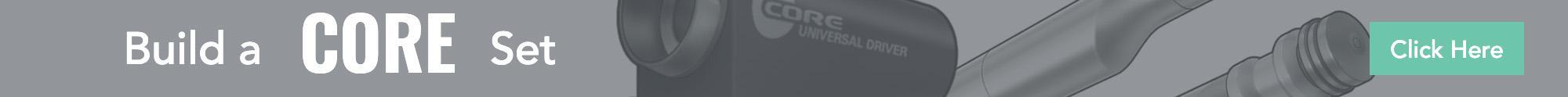 Stryker CORE Universal Driver
