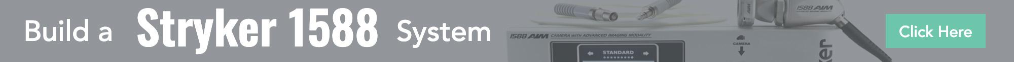 Stryker 1588 Camera System