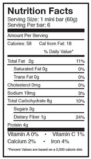 Amrita High Protein Bites Chocolate Chip Coconut