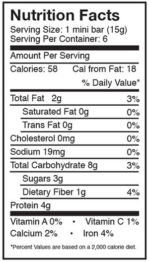 Amrita High Protein Bites Chocolate Maca