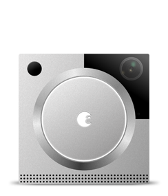 August Doorbell Cam Pro - Dark Gray