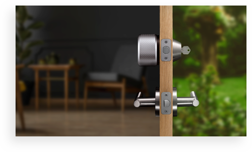 August Smart Lock Pro + Connect & Keypad
