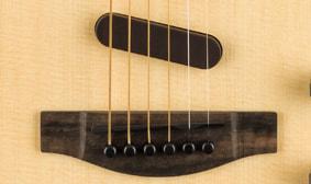 กีต้าร์โปร่ง Fender American Acoustasonic Telecaster