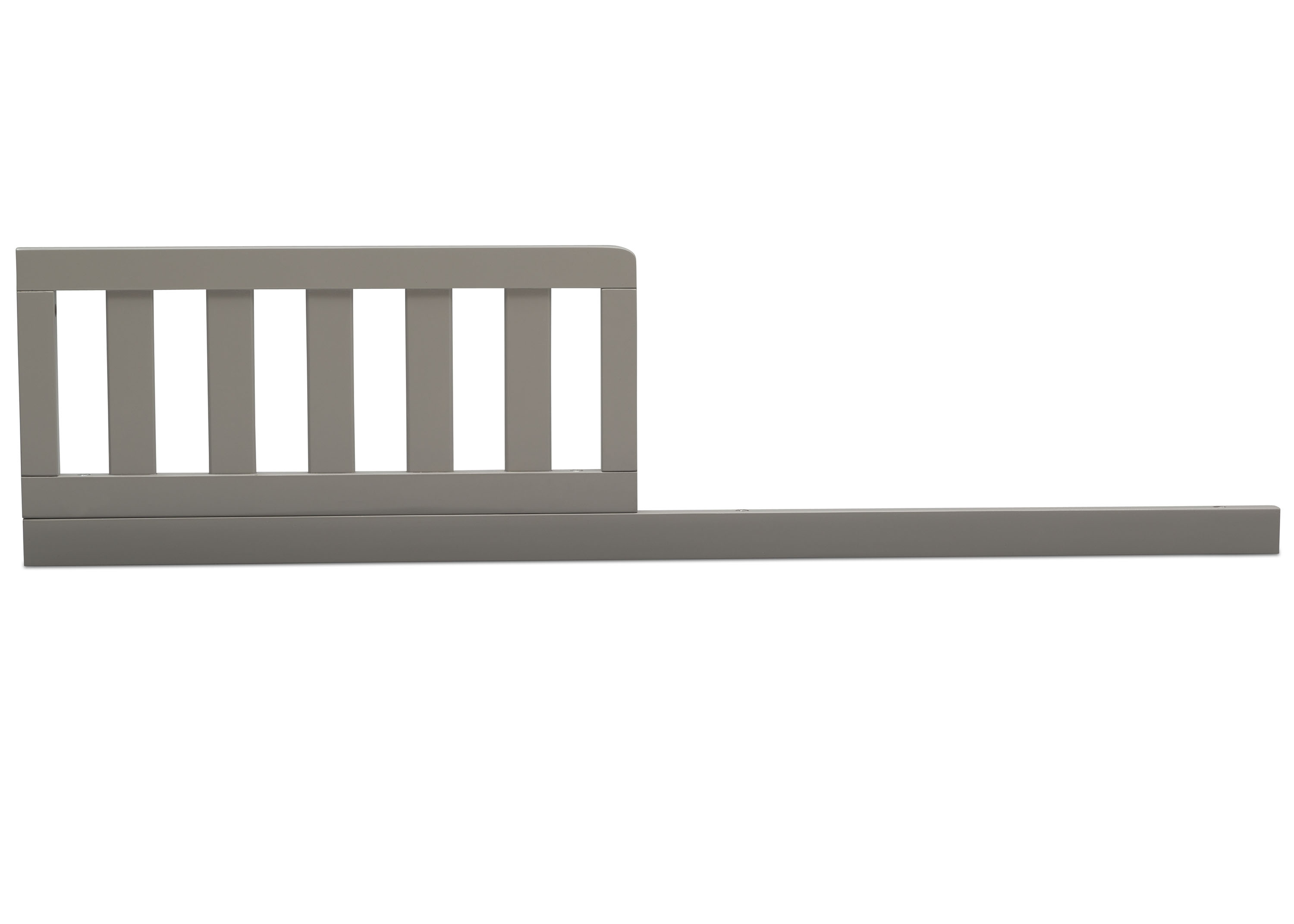 Delta Children Grey (026) Toddler Guardrail (W102725) for Adley 3-in-1 Crib