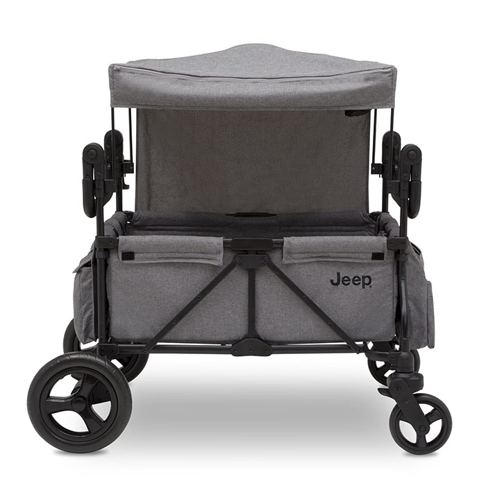 Jeep® Wrangler Stroller Wagon - Delta Children
