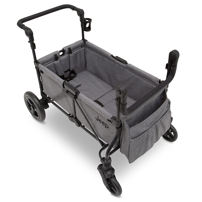 Jeep® Wrangler Stroller Wagon | Delta Children