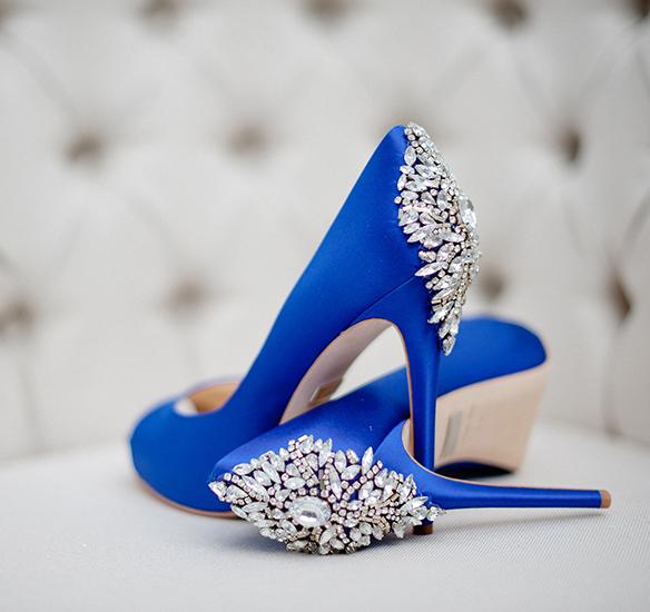 Kiara by Badgley Mischka Bridal Shoes