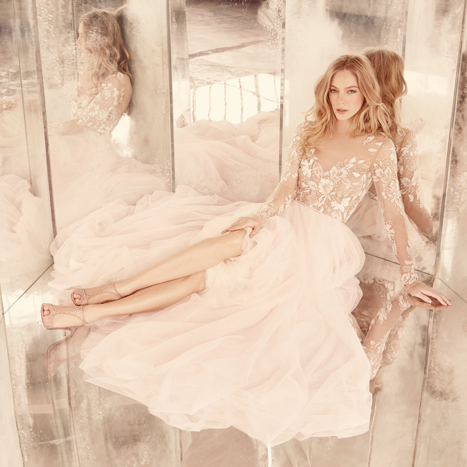 Hayley Paige Wedding Dresses Exclusive To Eternal Bridal