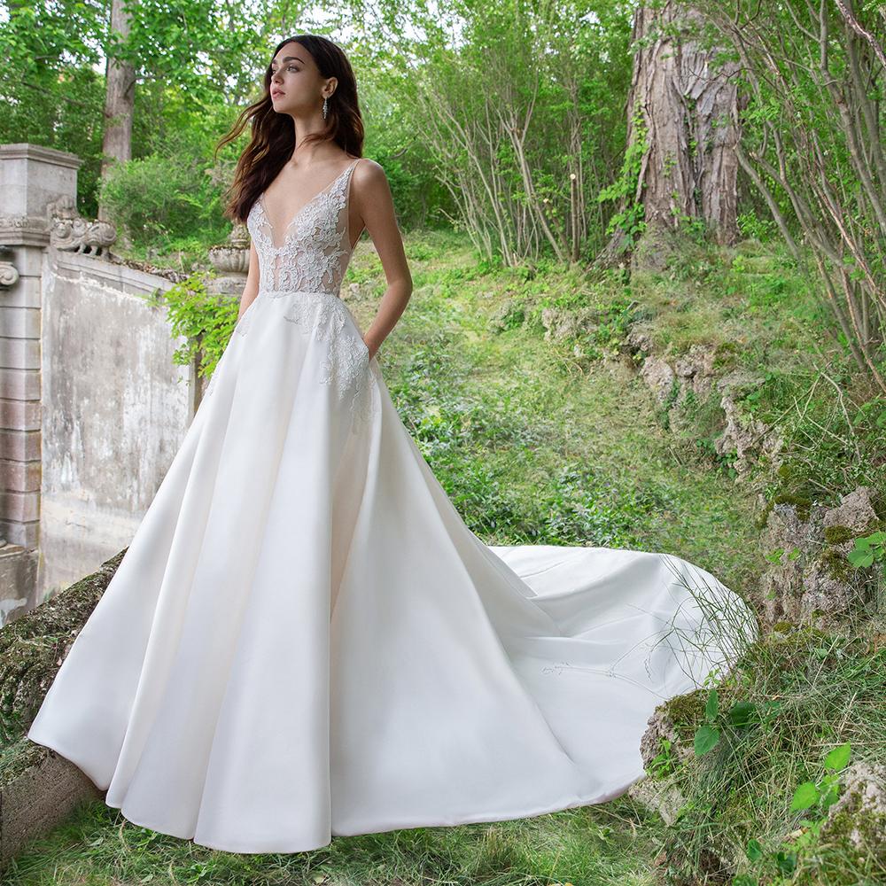 "Wedding Gowns By Lazaro: Tagged ""valentina"""