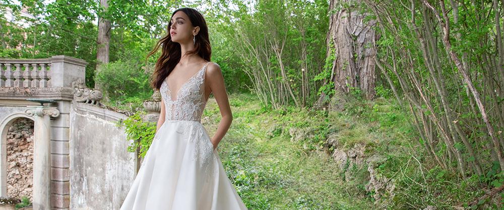 Lazaro Wedding Dresses Eternal Bridal