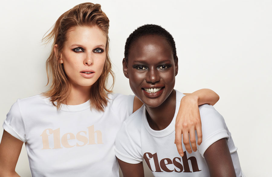 "Why We Named Our Brand ""Flesh"""