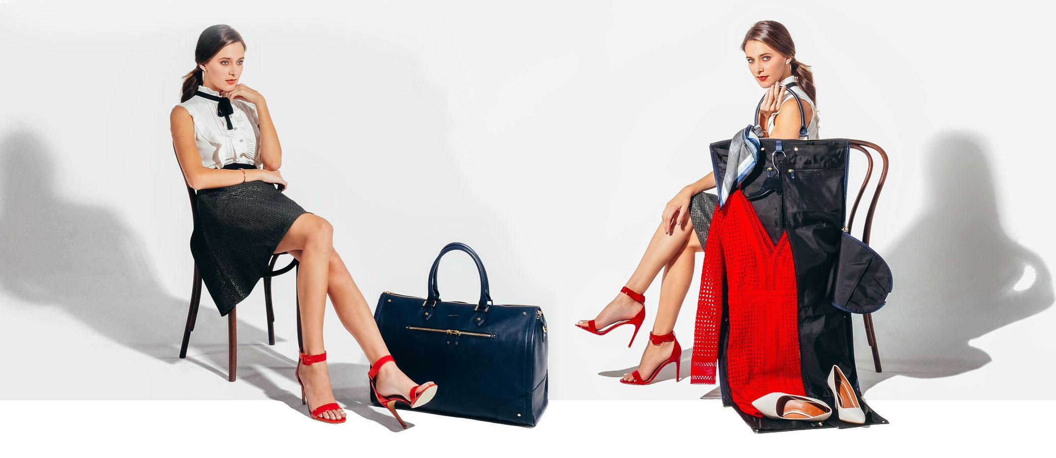 Women's Garment Weekenders