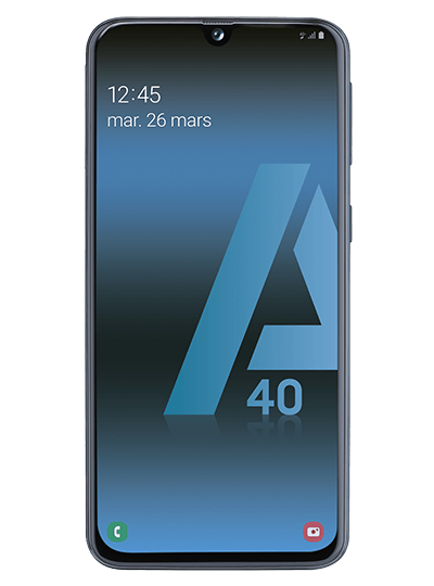 SAMSUNG GALAXY A 40 DS - 64GO Samsung Smartphones - Hubside.Store- image 1