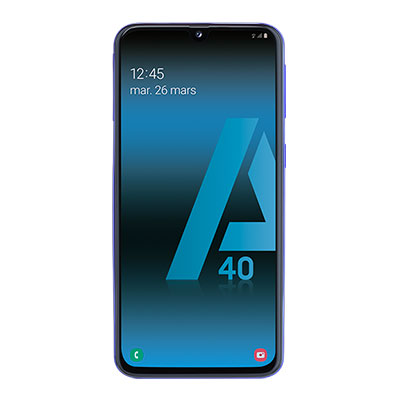 SAMSUNG GALAXY A 40 DS - 64GO Samsung Smartphones - Hubside.Store- image 1