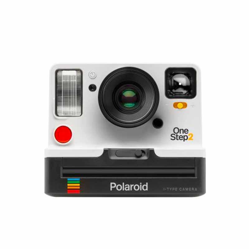 APPAREIL PHOTO INSTANTANE POLAROID ONESTEP2 - BLANC Polaroid Objets connectés - Hubside.Store- image 1