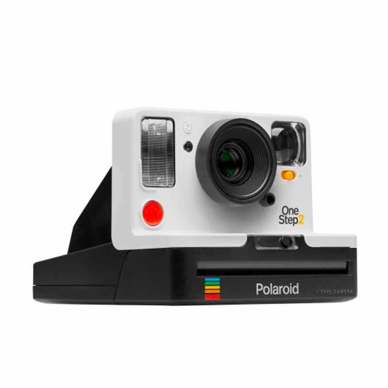 APPAREIL PHOTO INSTANTANE POLAROID ONESTEP2 - BLANC Polaroid Objets connectés - Hubside.Store- image 2
