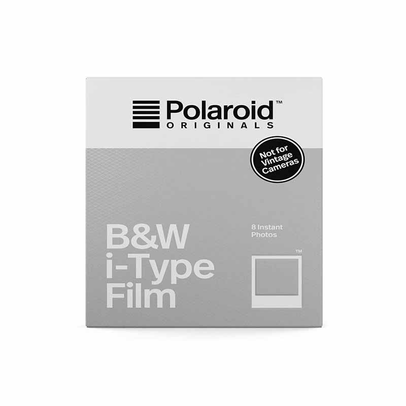 FILM STANDARD POLAROID I-TYPE ET NOW - TRANSPARENT Polaroid Objets connectés - Hubside.Store- image 1