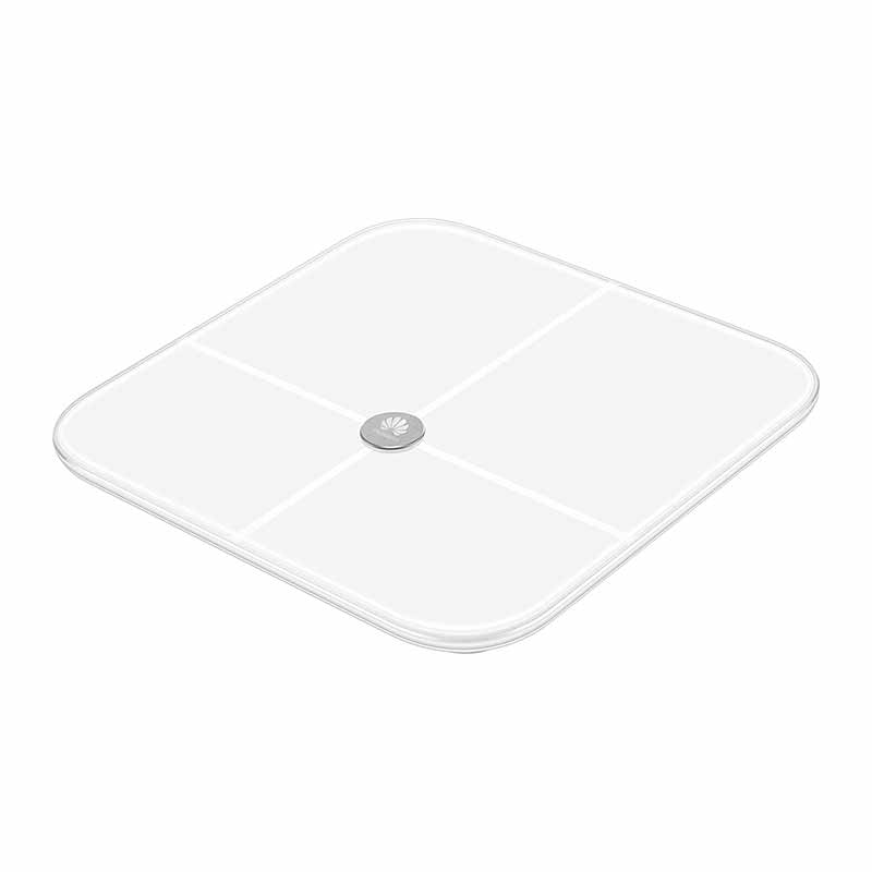 BALANCE CONNECTEE HUAWEI BODY FAT SCALE - BLANC Huawei Objets connectés - Hubside.Store- image 1