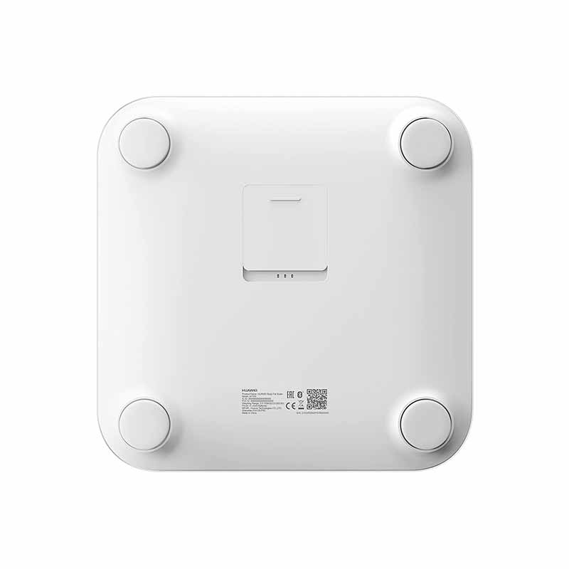 BALANCE CONNECTEE HUAWEI BODY FAT SCALE - BLANC Huawei Objets connectés - Hubside.Store- image 2