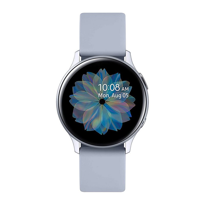 SAMSUNG WATCH ACTIVE2 - ARGENT- image 1