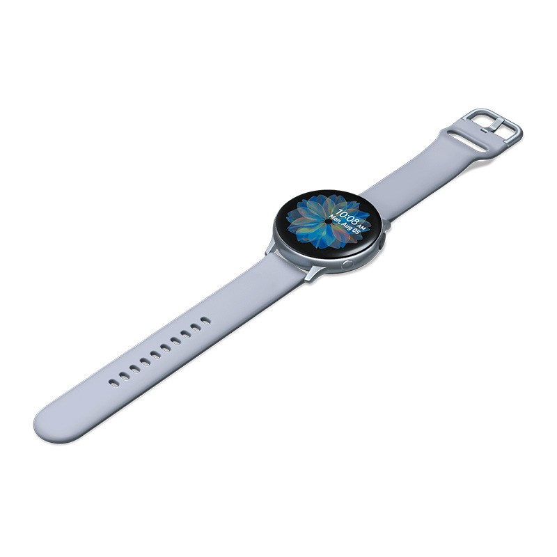 SAMSUNG WATCH ACTIVE2 - ARGENT- image 4