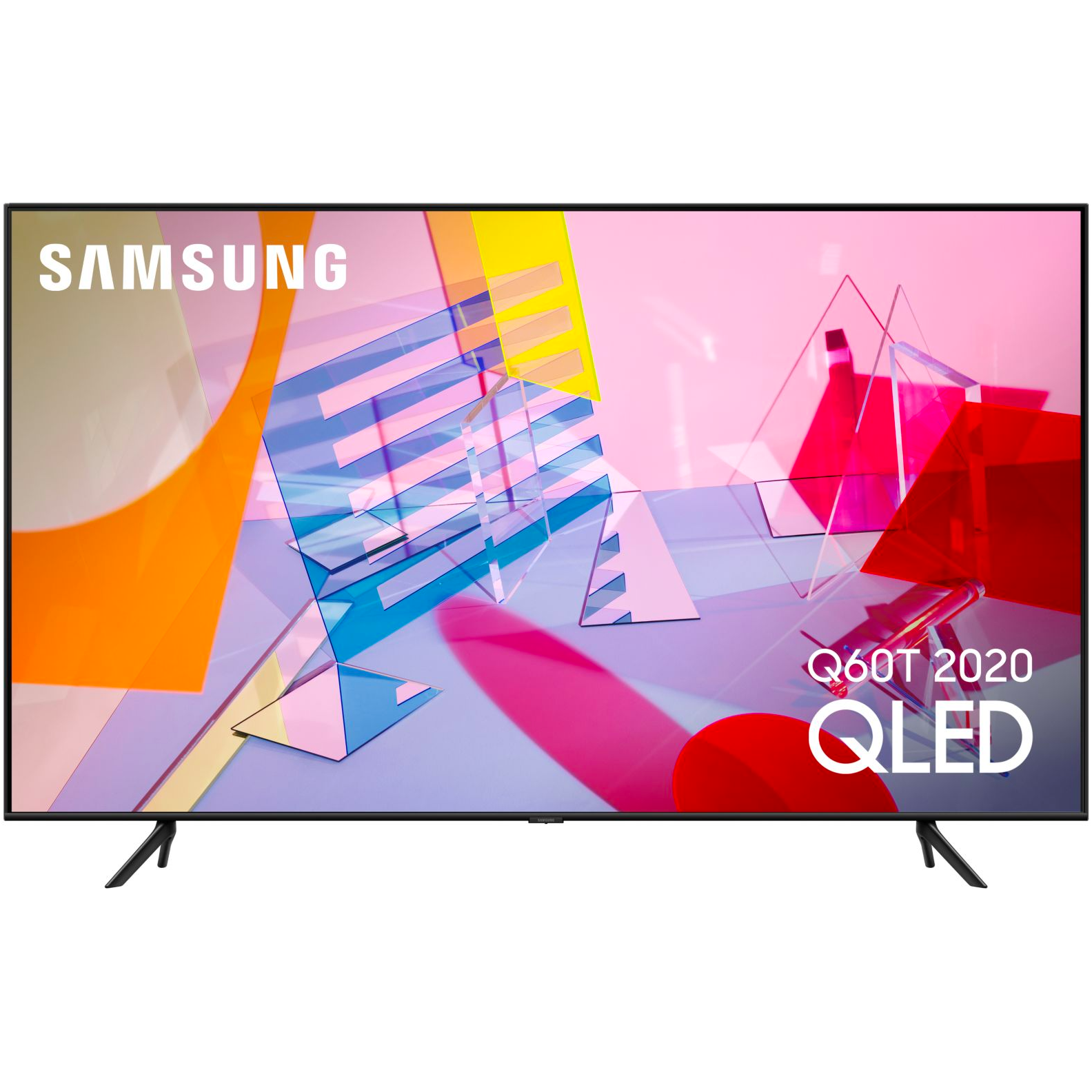 TV SAMSUNG QLED QE55Q60T- image 1