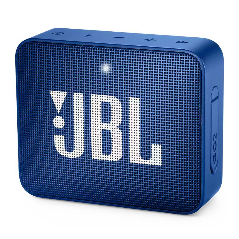 ENCEINTE JBL GO 2 - BLEU- image 1
