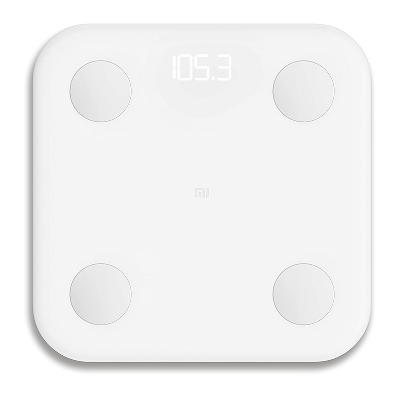 BALANCE XIAOMI MY BODY COMPOSITION SCALE - BLANC- image 1