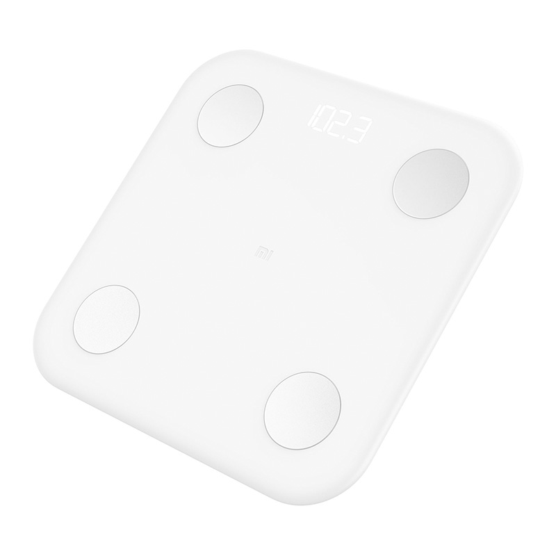 BALANCE XIAOMI MY BODY COMPOSITION SCALE - BLANC- image 3