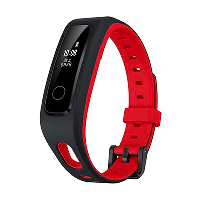 HONOR BAND 4 RUNNING - NOIR/ROUGE- image 2