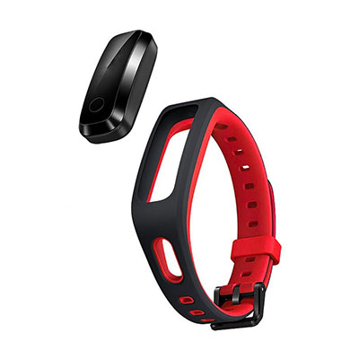 HONOR BAND 4 RUNNING - NOIR/ROUGE- image 4