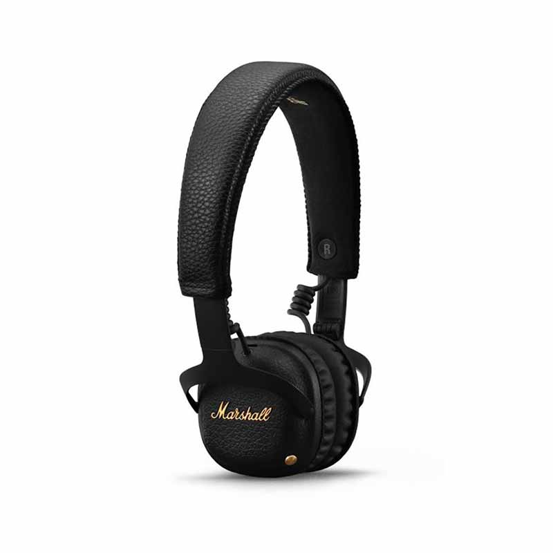CASQUE MARSHALL MID A.N.C BLUETOOTH - NOIR- image 1
