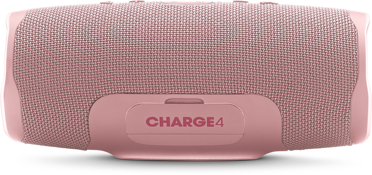ENCEINTE JBL CHARGE 4 - ROSE- image 3