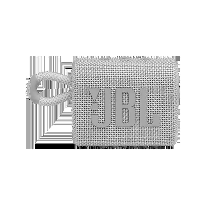JBL GO 3 - BLANC- image 1