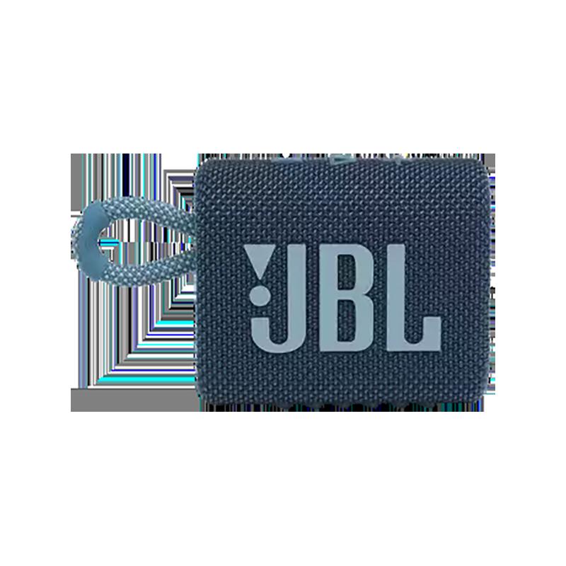 JBL GO 3 - BLEU- image 1