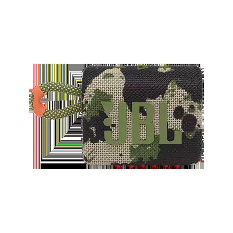 JBL GO 3 - CAMOUFLAGE- image 1