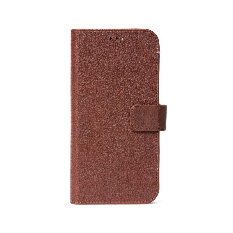 COQUE DECODED PORTEFEUILLE MARRON IPHONE 12 PRO MAX- image 3