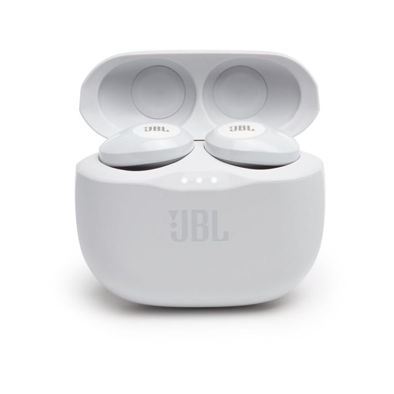 ECOUTEURS JBL TUNE 120 TWS - BLANC- image 1