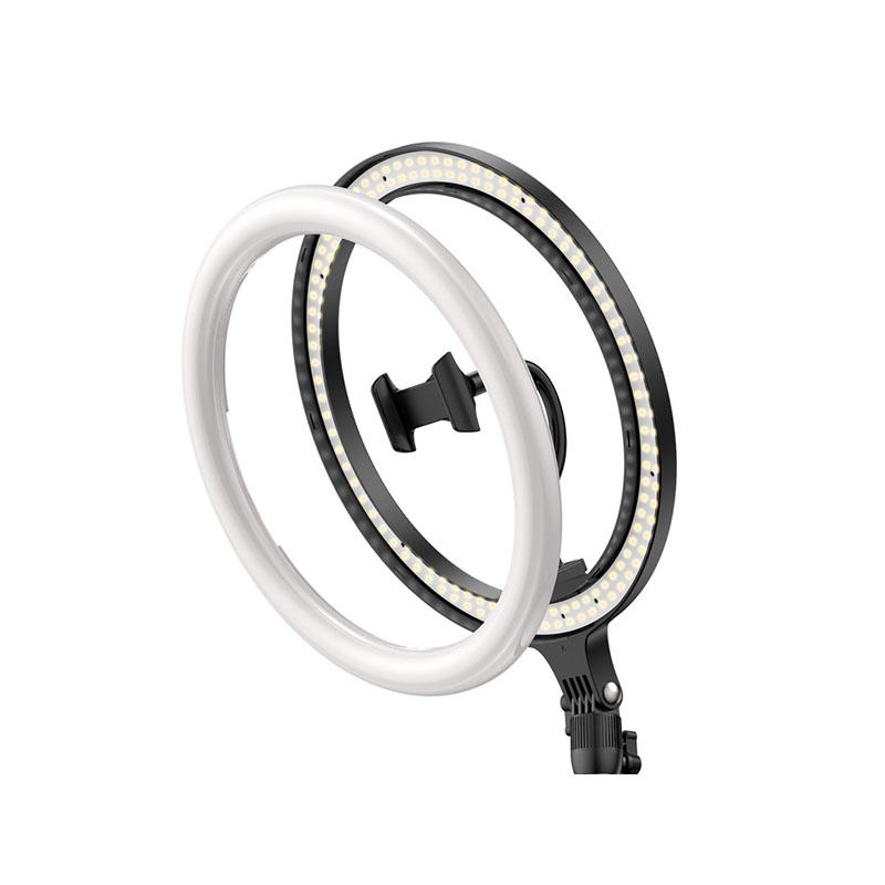 LAMPE SELFIE PETIT MODELE AVEC TREPIED-BASEUS - NOIR- image 1