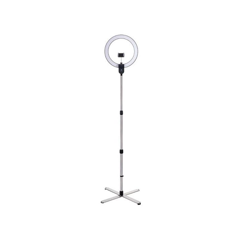 LAMPE SELFIE GRAND MODELE AVEC TREPIED-BASEUS - NOIR- image 1