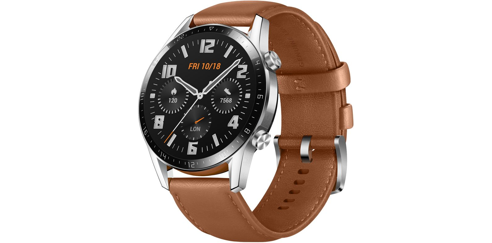 HONOR MAGICWATCH 2 46MM - MARRON- image 1