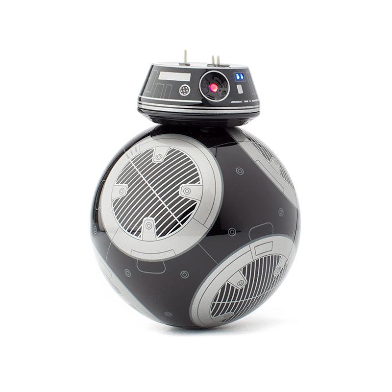 ROBOT SPHERO STAR WARS BB-9E - NOIR- image 1