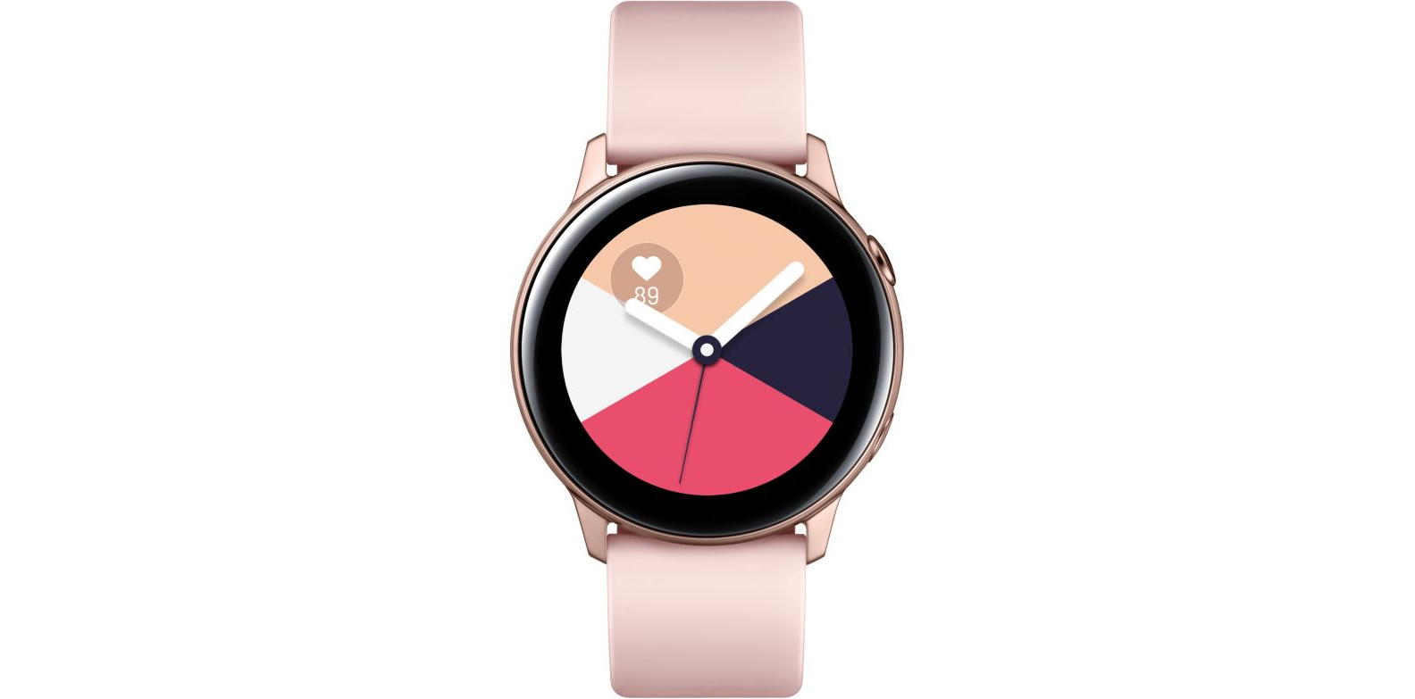 SAMSUNG GALAXY WATCH ACTIVE R500 - OR ROSE- image 1