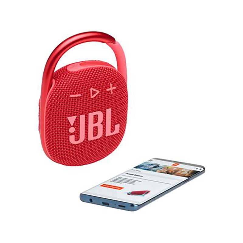 JBL CLIP 4 - ROUGE- image 1