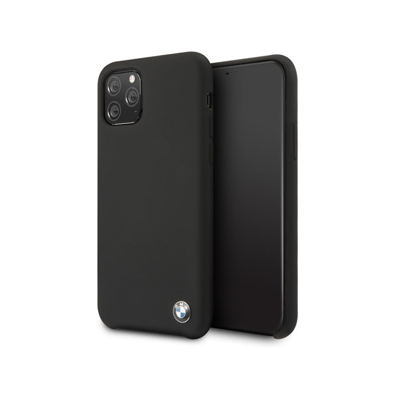 COQUE SILICONE SIGLE BMW COMPATIBLE APPLE IPHONE 11 PRO- image 1