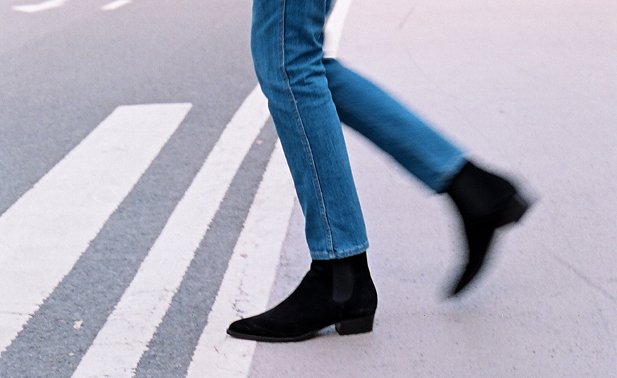 Robie: Our Twist on a Chelsea Boot