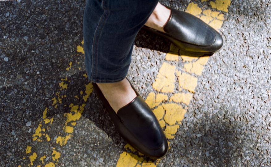 Emi Venetian Loafer:  Easy for Everyday