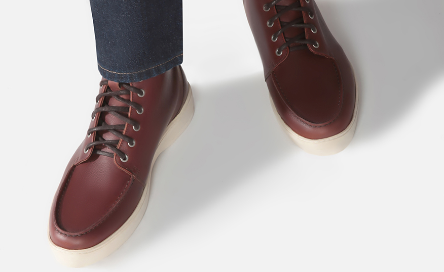 Elegant Utility: Brooks CITY Boot