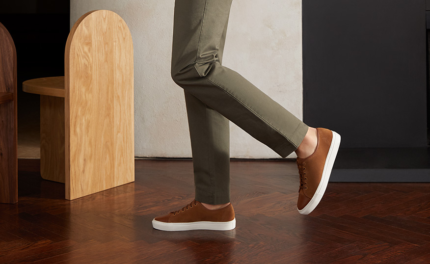 The New Collister Sneaker