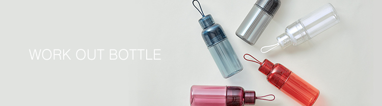 KINTO WORKOUT BOTTLE BANNER